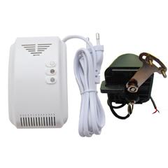 Беспроводной датчик утечки газа с манипулятором