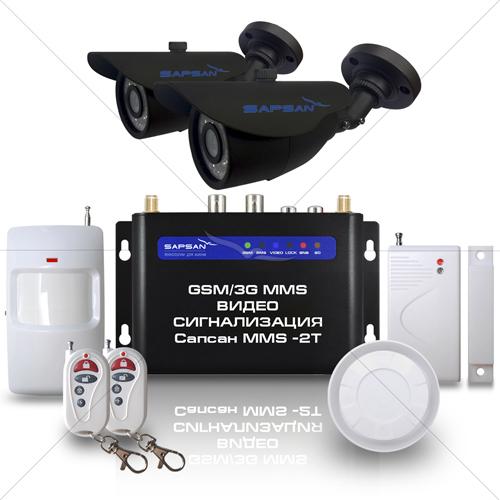 Sapsan 3G CAM уличное исполнение (две видеокамеры)