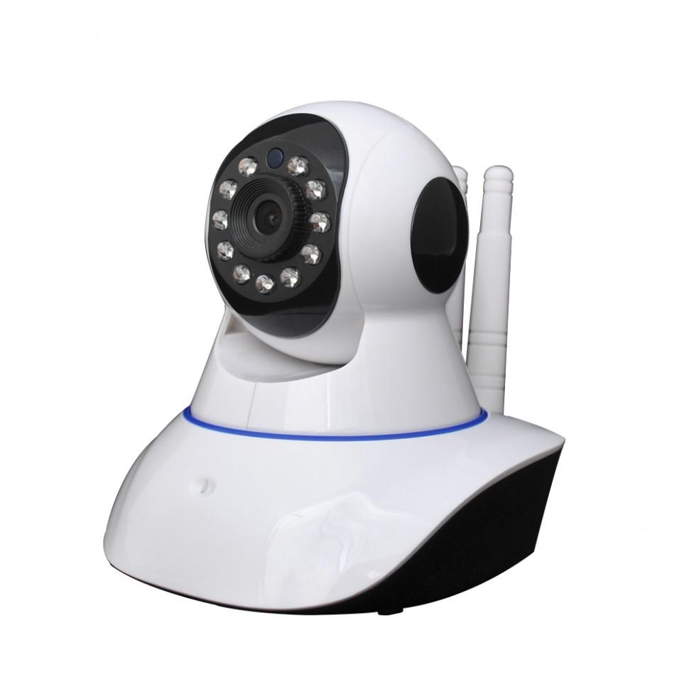 Ip камера wifi с картой sd